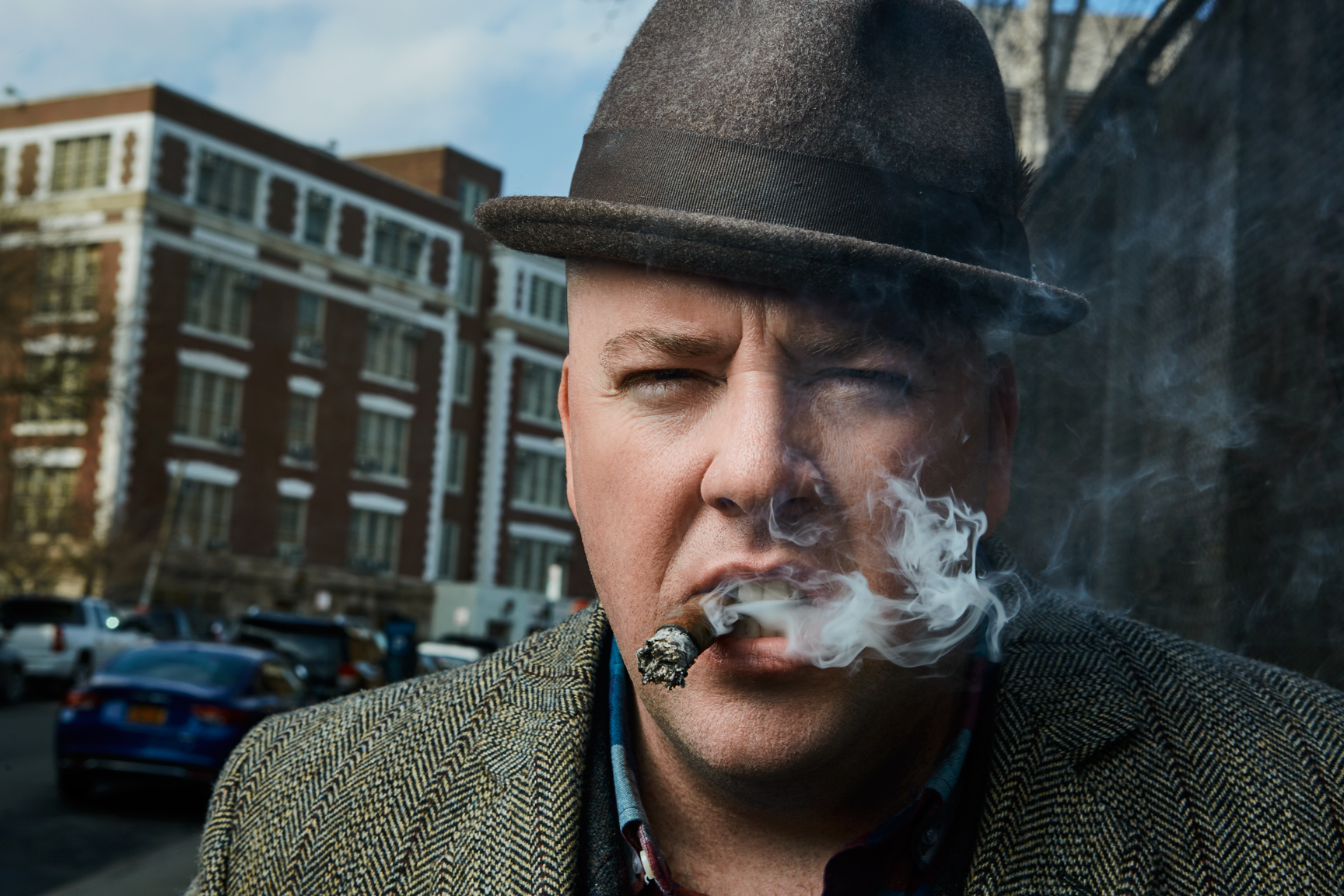 Chris Sullivan - NBC - This Is Us  - Cigar Street Portrait