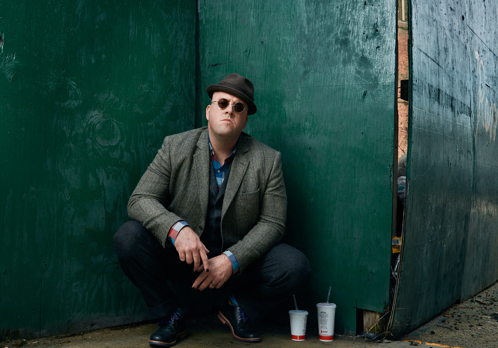 Chris Sullivan - NBC - This Is Us Outside Portrait NYC