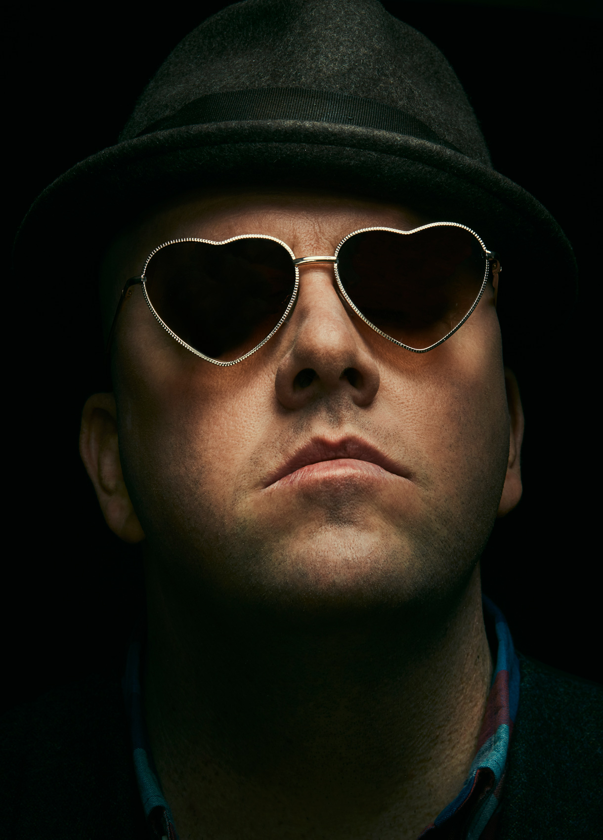 Chris Sullivan - NBC - This Is Us heart Glasses