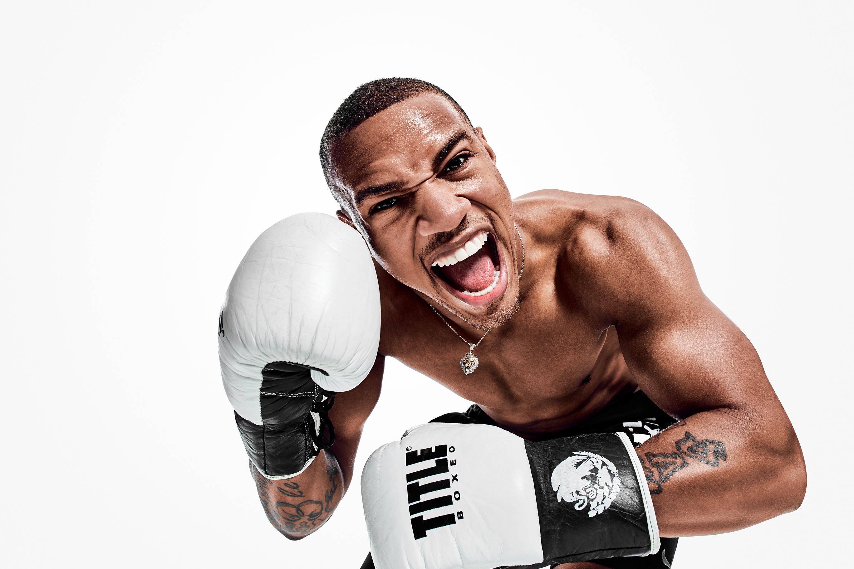 Damon Allen Philly Boxer - Sports and Fitness
