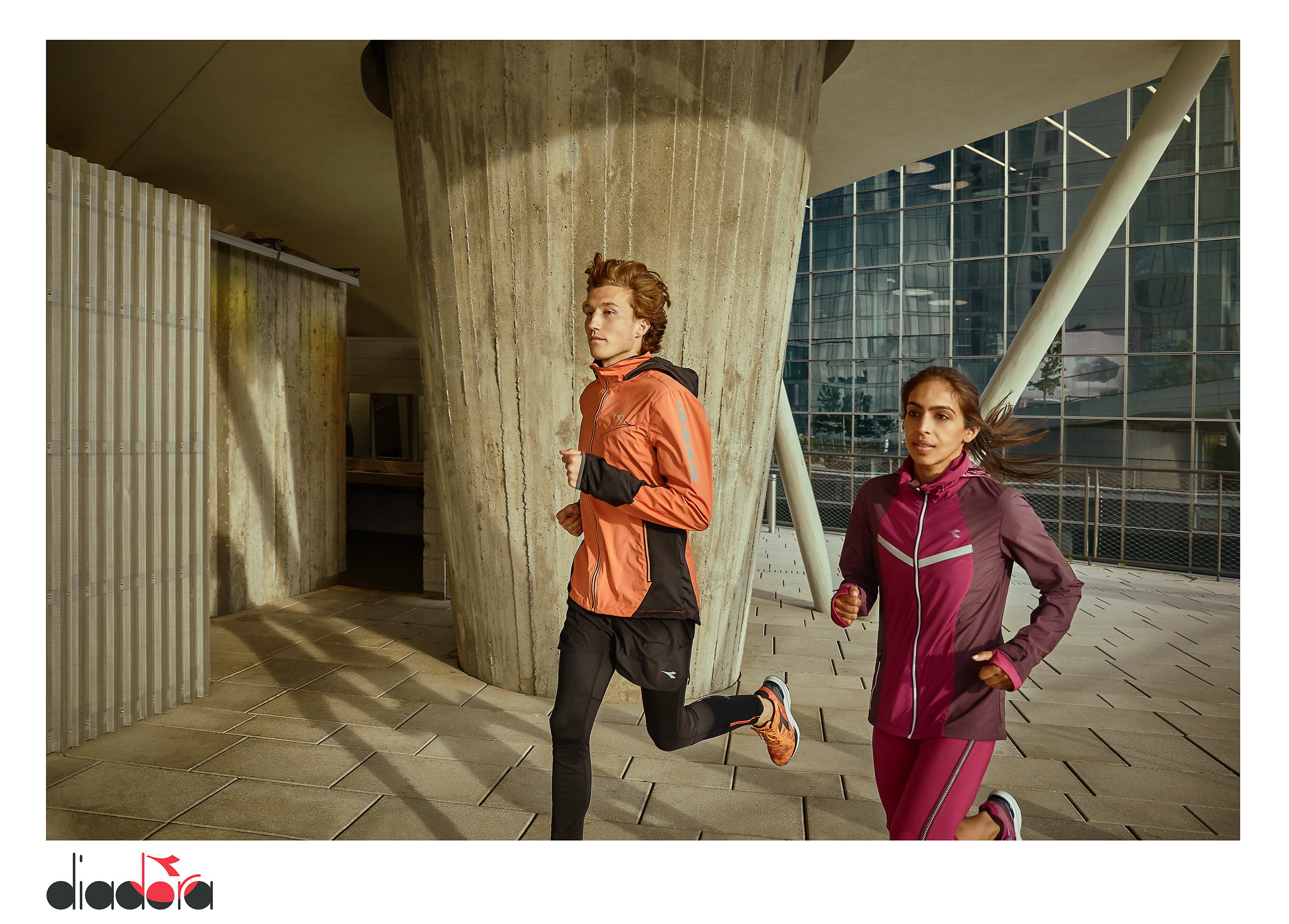 Diadora Fall Winter 2020 Ad Campaign Mo
