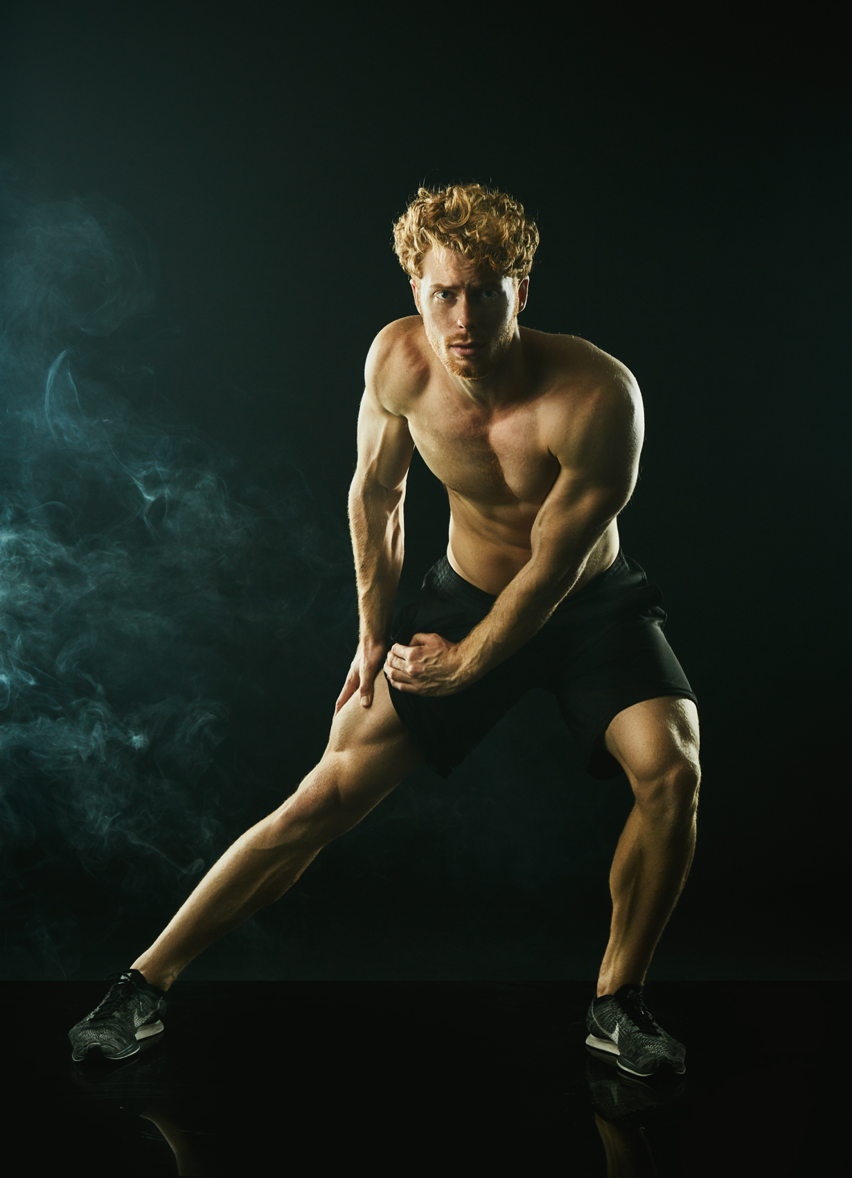 Sports and Fitness Studio Photography Philadelphia