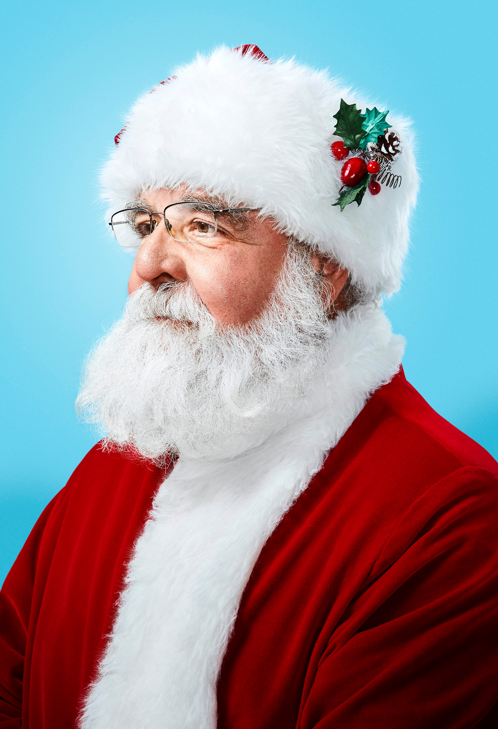 Philly Mag Santa Bart
