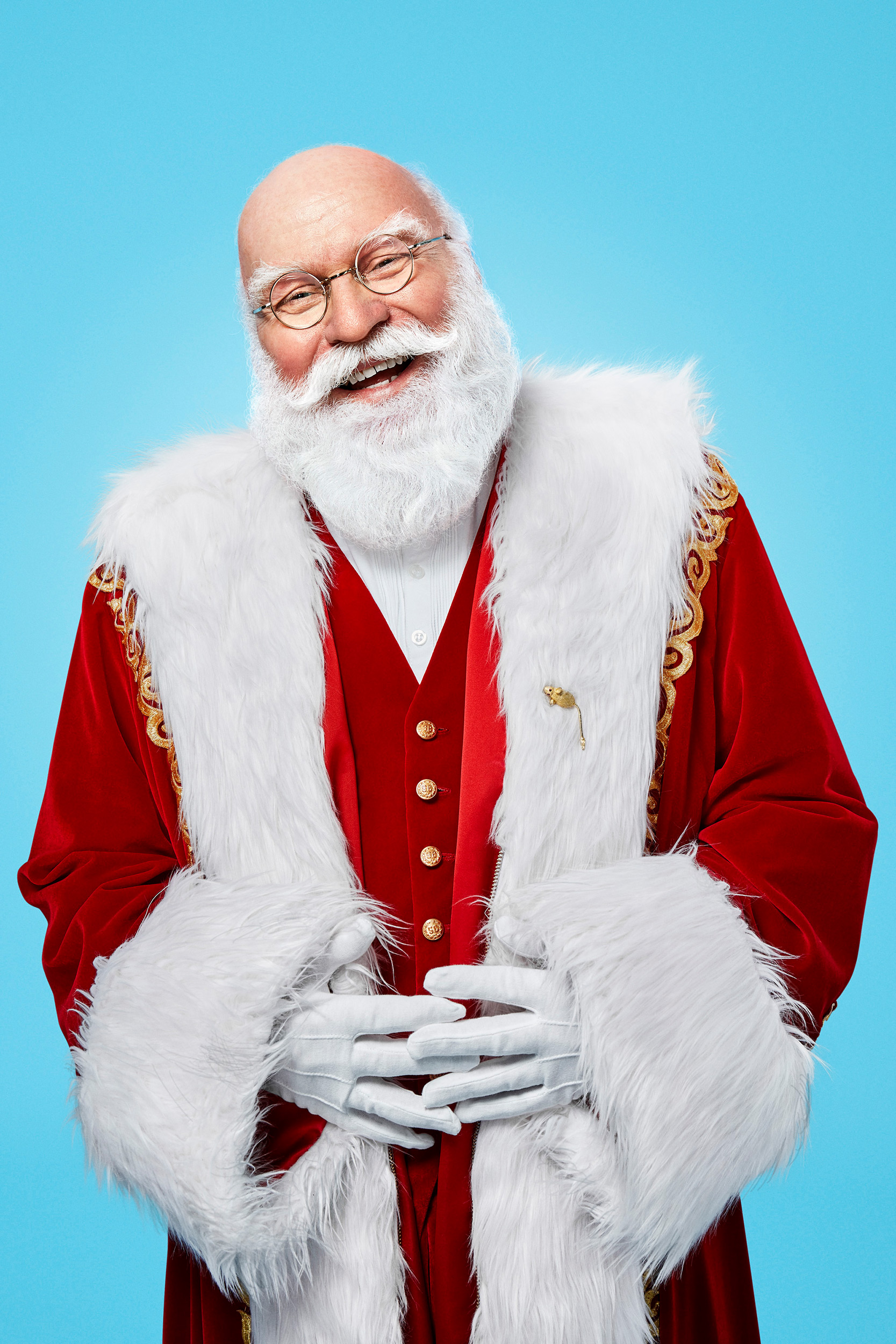 Philly Mag - Santa Claus - Holiday Issue