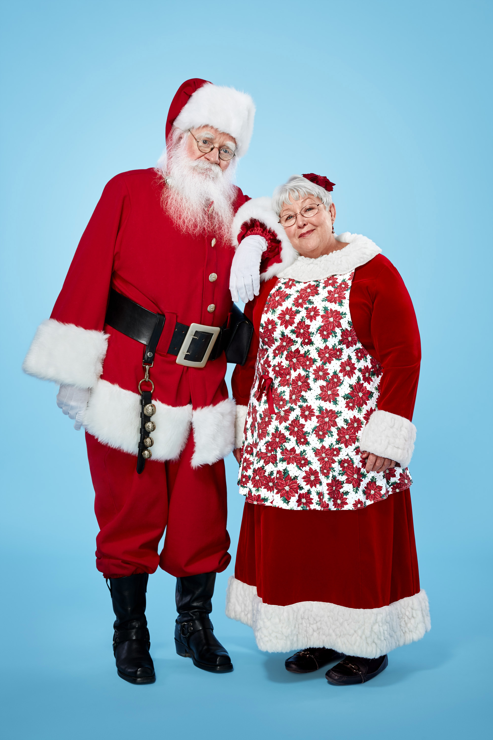 Phila Mag - Mr Mrs Claus - Santa