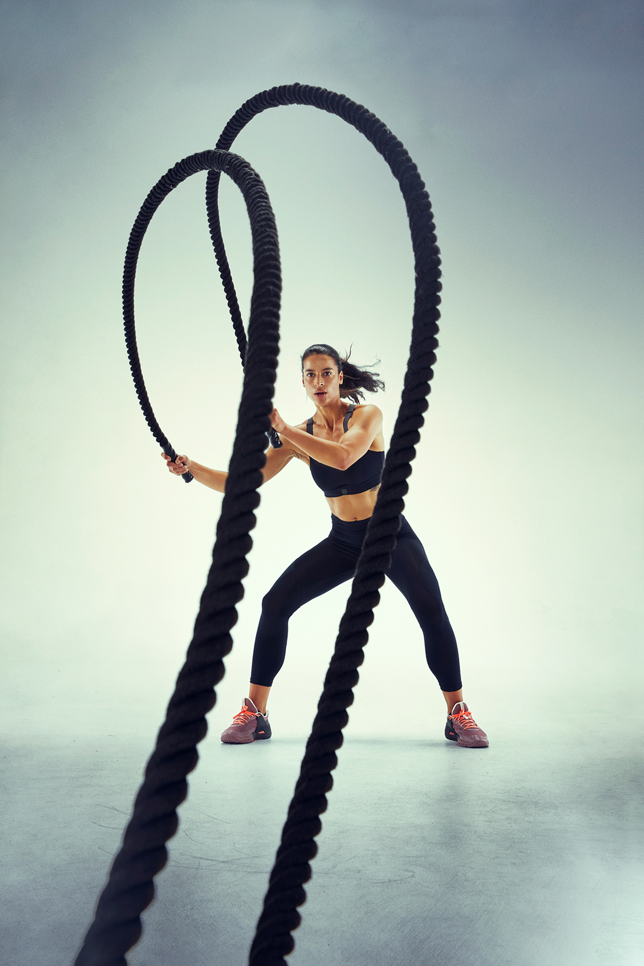 Under Armour Fitness - Battle Ropes